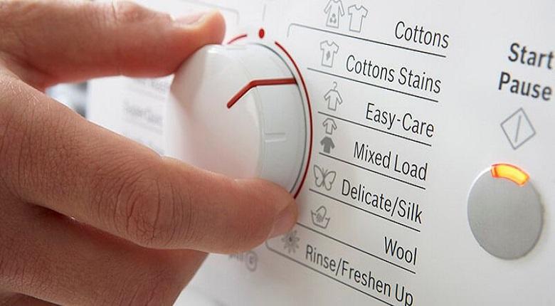 شستشو ماشین لباسشویی,ماشین لباسشویی,پایان نیافتن برنامه های شستشو ماشین لباسشویی