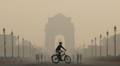 تصویر از 10 حقیقت تکان دهنده در مورد آلودگی