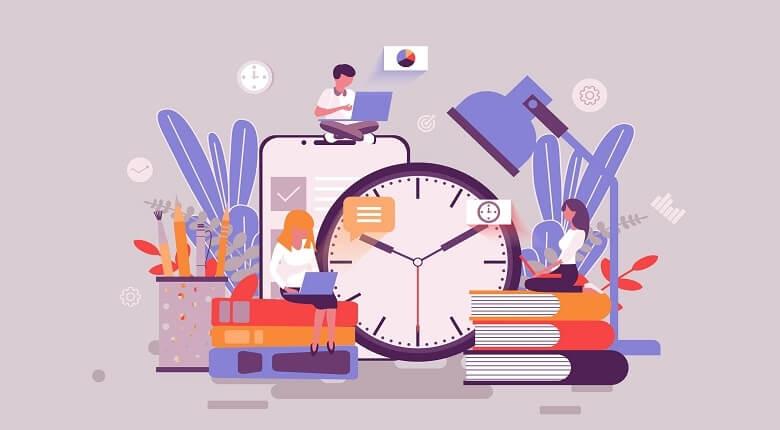 مدیریت زمان برای والدین