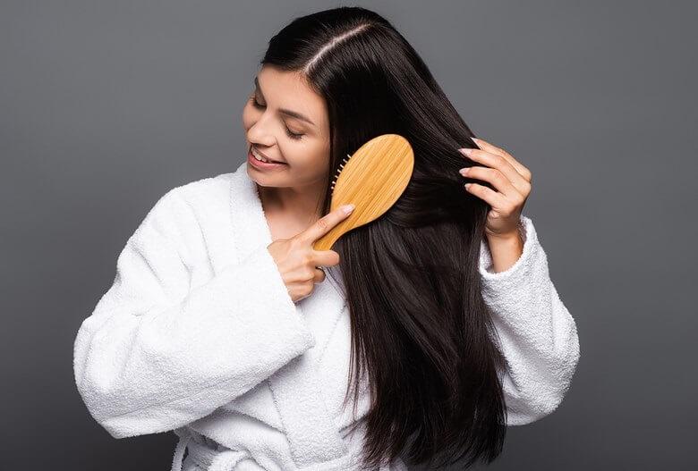 راز داشتن موهای سالم,داشتن موهای سالم,داشتن موهای سالم و بلند,