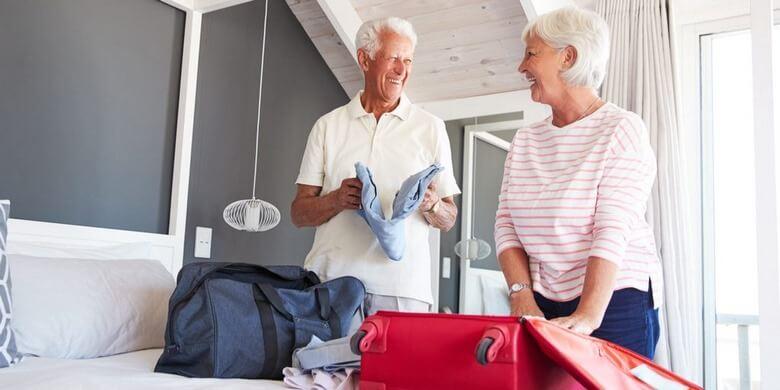 دوران بازنشستگی,سفر در دوران بازنشستگی,دوران بازنشستگی,
