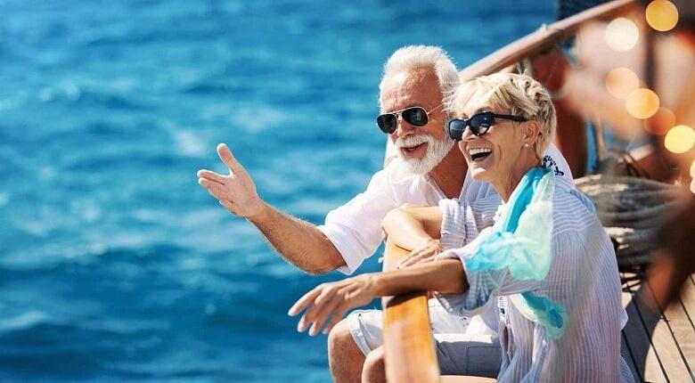 10 نکته برای سفر و گردشگری در دوران بازنشستگی