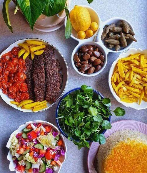 جوجه کباب,دستور پخت کباب کوبیده,طرز تهیه کباب کوبیده,