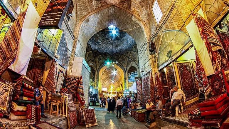 لیست جاذبه های گردشگری شیراز,معرفی جاذبه های گردشگری شیراز,مهم ترین جاذبه های گردشگری شیراز,