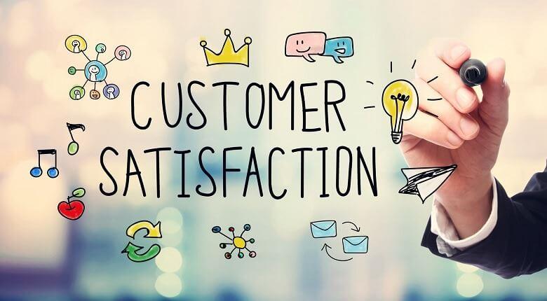 افزایش رضایت مشتری,افزایش رضایت مشتریان,افزایش رضایتمندی مشتریان