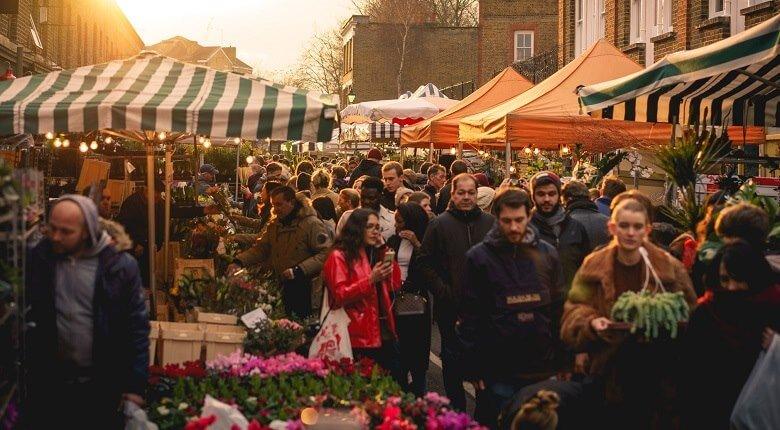 بازار خیابانی معروف دنیا,بازار های خیابانی,معروف ترین بازار دنیا