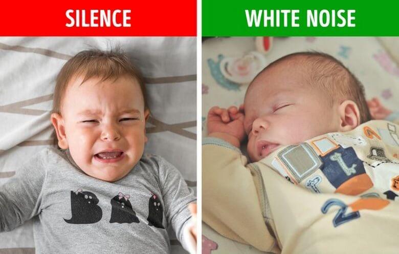 بدخواب شدن نوزادان,علت بد خواب شدن,بدخواب شدن بچه,