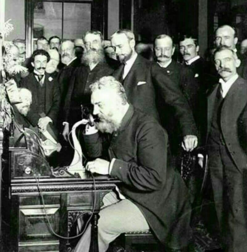 اختراع الکساندر گراهام بل,بیوگرافی الکساندر گراهام بل,زندگی نامه الکساندر گراهام بل