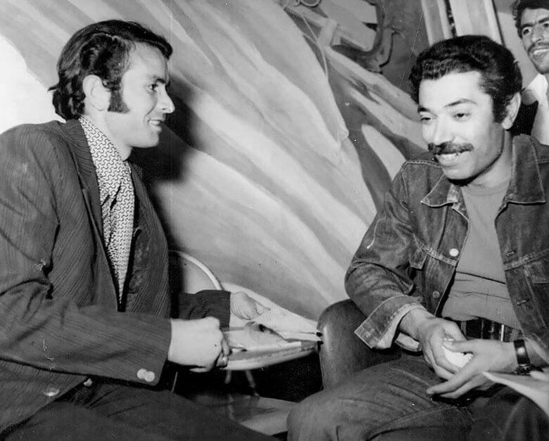 بیوگرافی علی نصیریان,زندگینامه استاد علی نصیریان,زندگینامه علی نصیریان