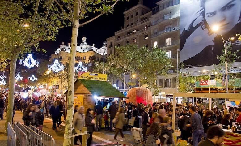 بهترین زمان برای سفر به بارسلون,بهترین زمان برای سفر به بارسلونا,بهترین زمان سفر به بارسلون