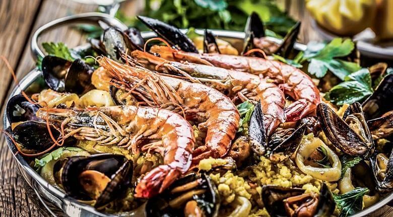 10 تا از بهترین غذاهای بارسلونا