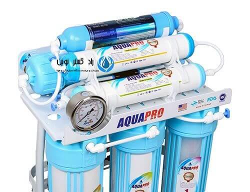 دستگاه تصفیه آب خانگی,شرکت تصفیه آب راد گستر نوین,انواع دستگاه های تصفیه آب خانگی,