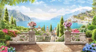 تصویر از 10 تا از بهترین باغ های ایتالیایی که هوش از سرتان می برد