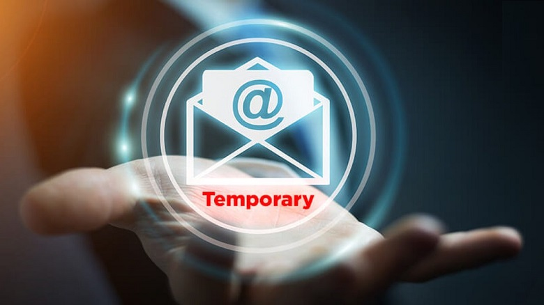 آموزش ساخت ایمیل موقت,روش ساخت ایمیل موقت,ساخت ایمیل موقت