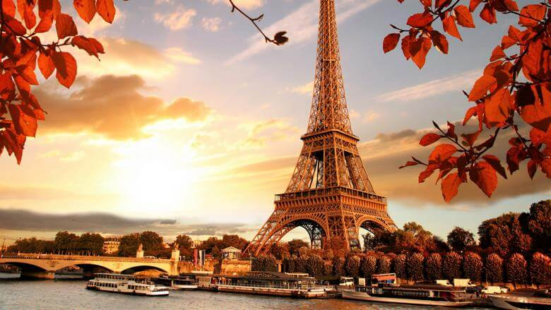 بهترین زمان سفر به فرانسه,بهترین فصل سفر به فرانسه,راهنمای سفر به فرانسه,