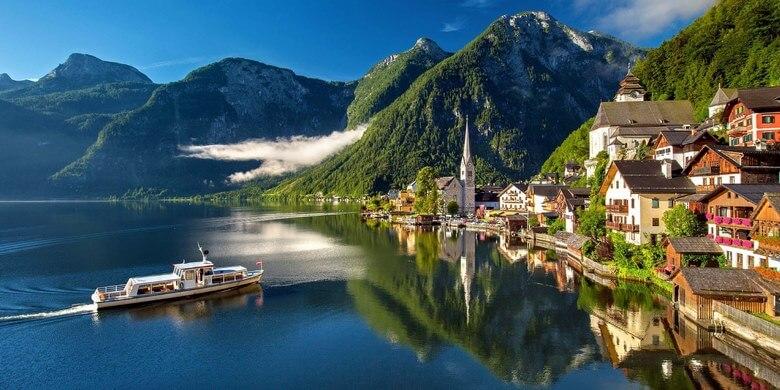 بهترین زمان برای سفر به اتریش,بهترین زمان مسافرت به اتریش,بهترین فصل برای سفر به اتریش,
