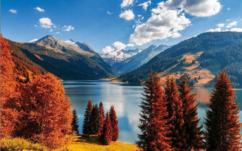 بهترین زمان مسافرت به اتریش,بهترین فصل برای سفر به اتریش,خاطرات سفر به اتریش,