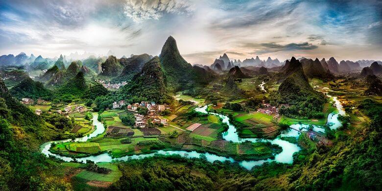 بهترین زمان برای سفر به چین,بهترین زمان سفر به کشور چین,بهترین فصل سفر به چین,