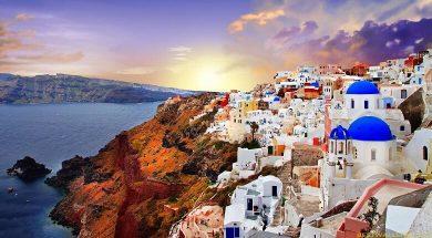 تصویر از بهترین زمان سفر به یونان