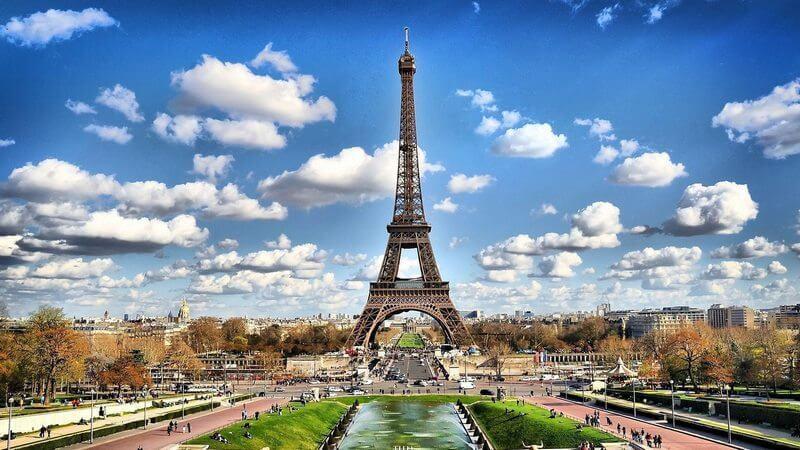 پاریس کجاست,بهترین فصل سفر به پاریس,بهترین فصل سفر به پاریس