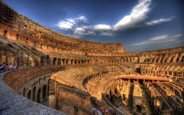 جاذبه های توریستی رم ایتالیا,جاذبه های گردشگری رم,خاطرات سفر به رم