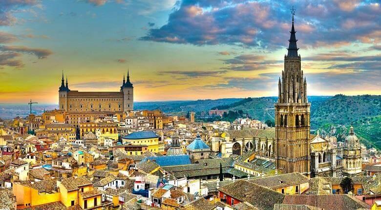 بهترين زمان سفر به اسپانيا,بهترین زمان برای سفر به اسپانیا,بهترین زمان سفر به اسپانیا