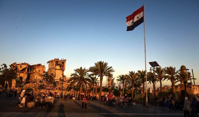 بهترین فصل سفر به سوریه,راهنمای سفر به سوریه,سفر به سوریه
