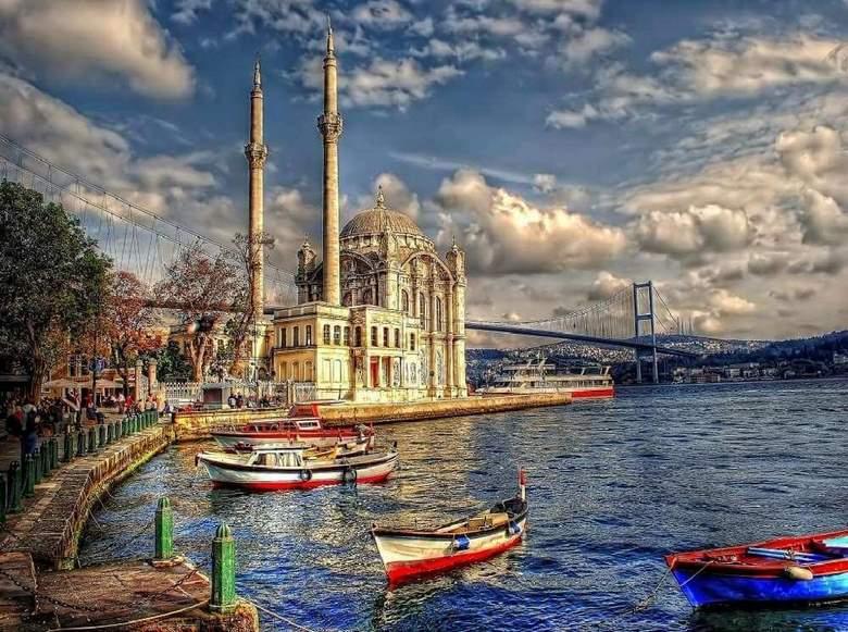 ارزان ترین زمان سفر به استانبول,استانبول کجاست؟,بهترین زمان برای سفر به استانبول