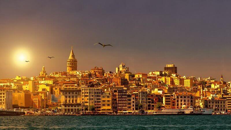 استانبول کجاست؟,بهترین زمان برای سفر به استانبول,بهترین زمان سفر به استانبول,