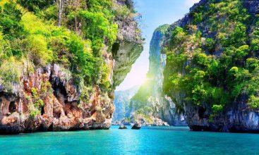 تصویر از بهترین زمان سفر به تایلند