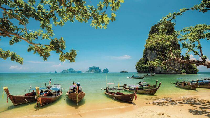 هزینه های سفر به تایلند,بهترین زمان برای مسافرت به تایلند,بهترین زمان رفتن به تایلند