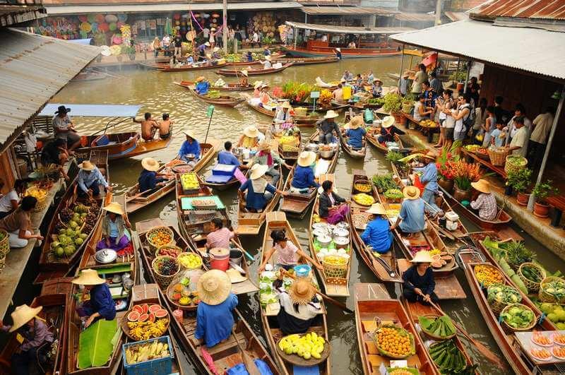 بهترین زمان برای مسافرت به تایلند,بهترین زمان رفتن به تایلند,بهترین زمان سفر به تایلند