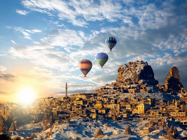 بهترین فصل برای سفر به ترکیه,بهترین فصل سفر به ترکیه,راهنمای سفر به ترکیه,