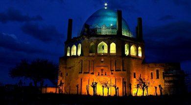 تصویر از 10 تا از بهترین جاذبه های گردشگری زنجان با عکس