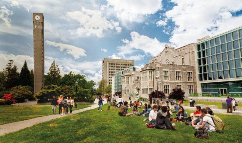 دانشگاه های کانادا,رنکینگ دانشگاه های کانادا,لیست دانشگاه های کانادا