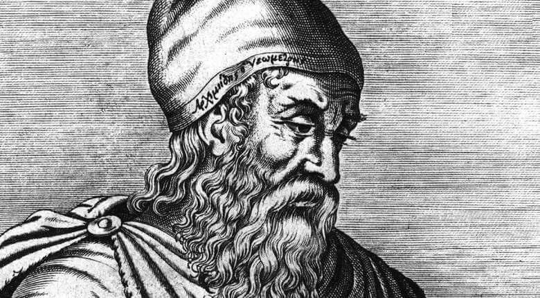 بیوگرافی ارشمیدس,زندگی نامه ارشمیدس,زندگینامه ارشمیدس