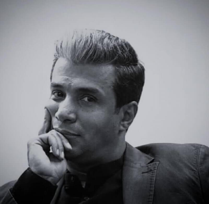 آثار موسیقی آریا عظیمی نژاد,آریا عظیمی نژاد و همسرش,بیوگرافی آریا عظیمی نژاد