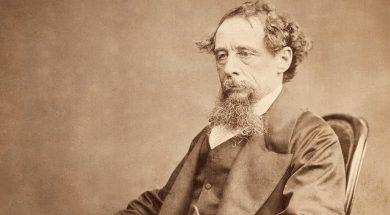 تصویر از زندگینامه چارلز دیکنز نویسنده، روزنامه نگار و رمان نویس انگلیسی