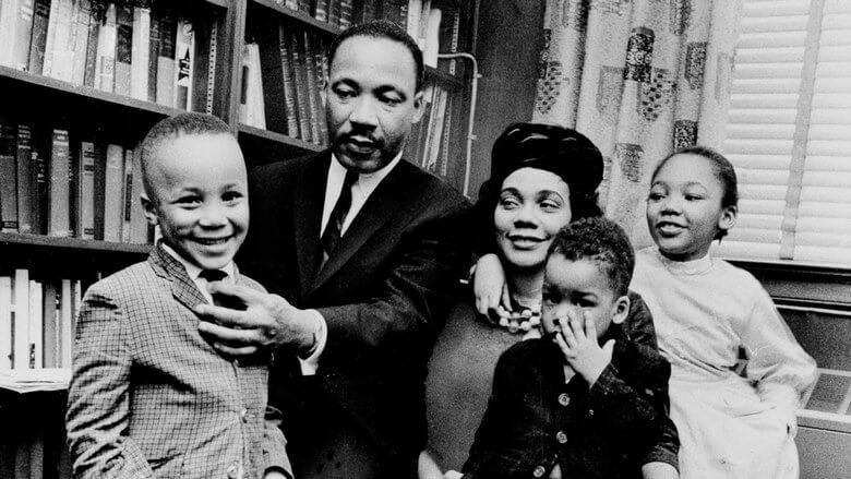 مارتین لوتر کینگ جونیور,روز مارتین لوتر کینگ,زندگی مارتین لوتر کینگ,