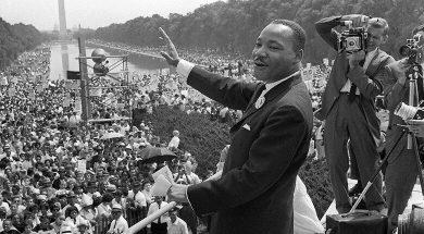 تصویر از زندگینامه مارتین لوتر کینگ رهبر حقوق مدنی آمریکایی
