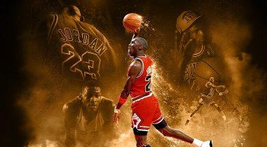 تصویر از زندگینامه مایکل جردن افسانه بسکتبال جهان