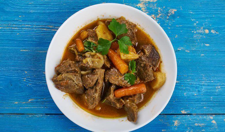 غذای سنتی آفریقای جنوبی,غذای ملی آفریقای جنوبی,غذاهای آفریقای جنوبی,
