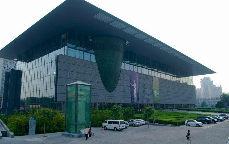 موزه ملی چین پکن,موزه های پکن,موزه هوا و فضای پکن,