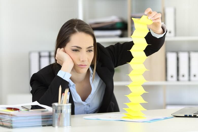 اشتباهات مدیریت زمان,ده اشتباه رایج در مدیریت زمان,10 اشتباه رایج در مدیریت زمان,
