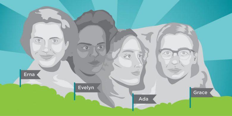 تصویر از 10 زن خلاق و مهم تاریخ تکنولوژی را بشناسید