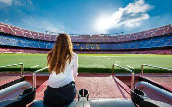 تصویر از 10 تا از بزرگترین استادیوم های اروپا