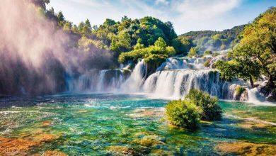 تصویر از 10 تا از زیباترین آبشارهای اروپا