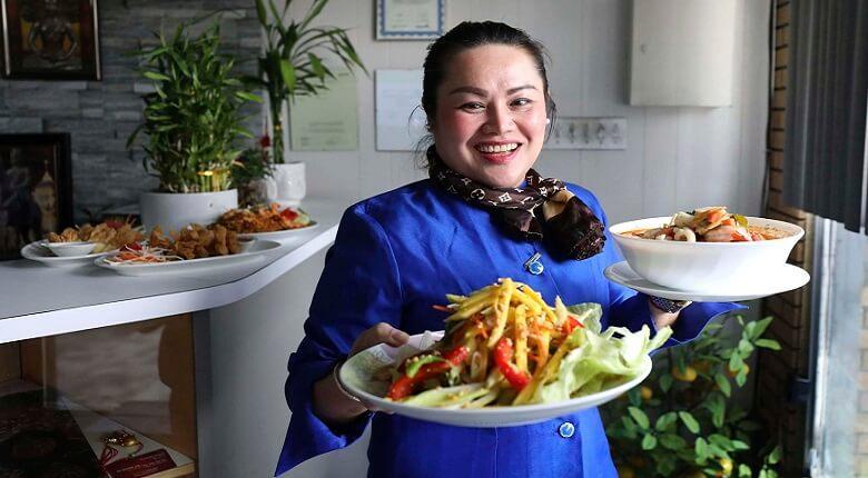 خوشمزه ترین غذای تایلندی,غذاهای معروف تایلند,غذاهای معروف تایلندی