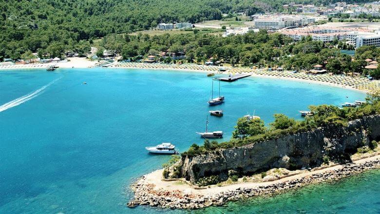 سفر به آنتالیا,سواحل مشهور آنتالیا,سفر به آنتالیا