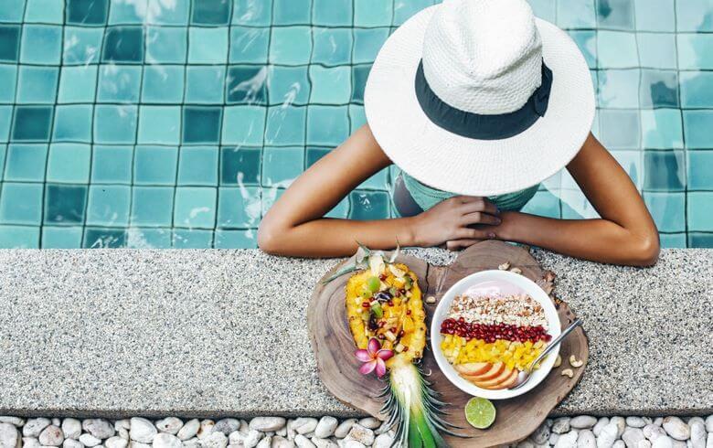 تغذیه سالم در سفر,تغذیه سالم در مسافرت,غذاهای سالم در سفر,